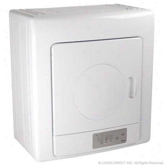 Haier 115 Volt - 2.6 Cu. Ft. Portable Dryer