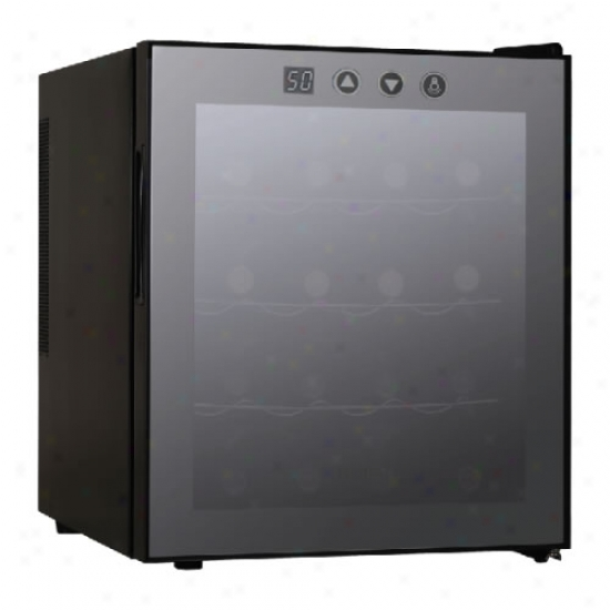 Haier 16-bottle Wine Cellar With Electric Controls