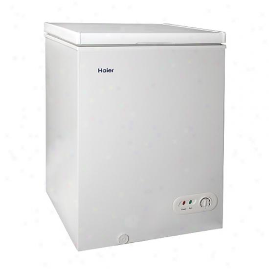 Haier 3.5 Cu. Ft. Cjst Freezer