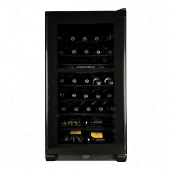 Haier 40 Bottle Dual Region Wine Cellar