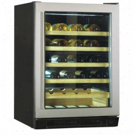 Haier 48 Bottle Built-in Dual Zone Wine Cooler