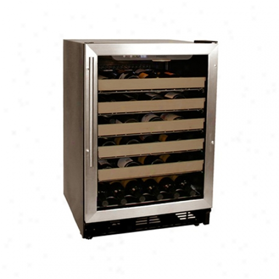 Haier 50 Bottle Built-in Wine Cellar