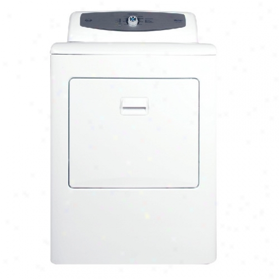 Haier 6.6 Cubic Foot Super Cspacity Electric Dryrr