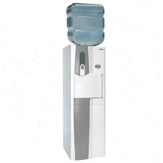 Haier Hot/cold Water Dispenser W/ Removable Drip Tray