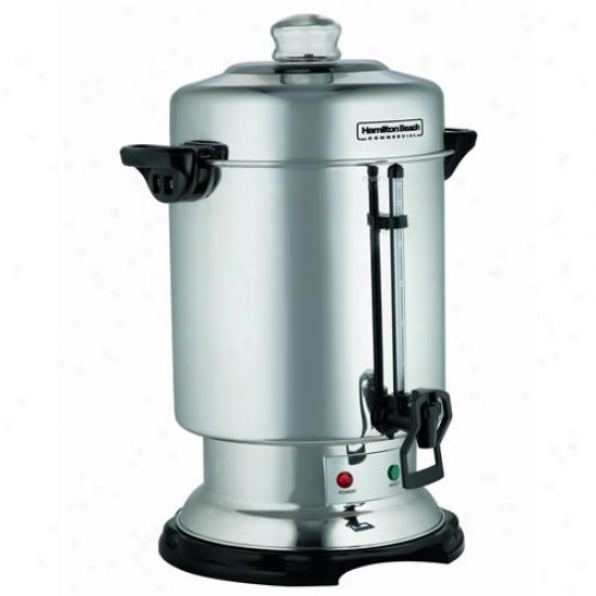 Hamilton Beach 60 Cup Trading Coffee Urn