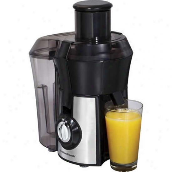 Hamilton Beach Big Grimace Juice Extractor