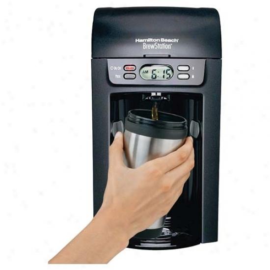 Hamilton Run ashore Brewstation 6 Cup Coffee Maker