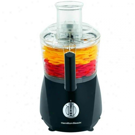Hamilton Beach Chefprep 525 Watt Food Processor