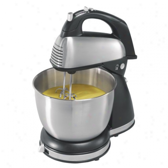Hamilton Beach Classic 6-speed Hand And Stand Mixer