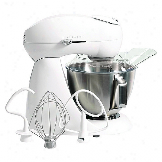 Hamilton Beach Eclectrics All-metal Stand Mixer