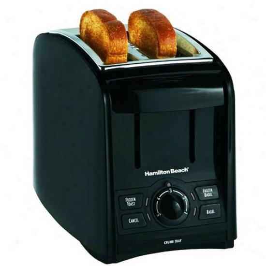Hamilton Beach Perfecttoast 2 Slice Toaster