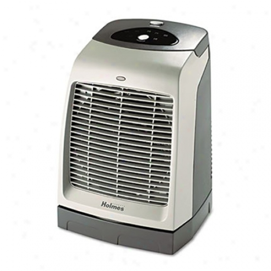 Holmes Oscillating Heater Use a ~ upon With 1 Touch Electronic Thermostat