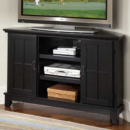 Home Styles Arts Ane Crafts Corner Entertainment Tv Stand