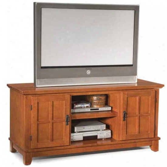Home Styles Arts And Crafts Entertainmsnt Console