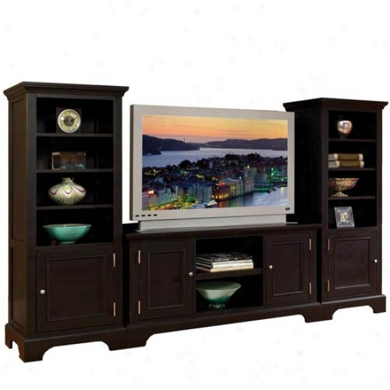 Home Styles Bedford 3 Piece Entertainment Unit