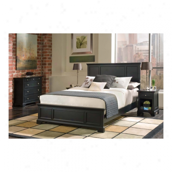 Home Styles Bedford Bedroom Contrive With Chest