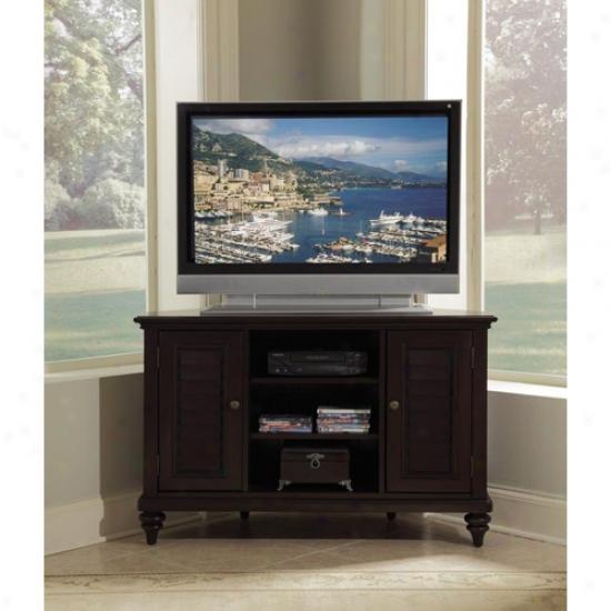 Home Styles Berjuda Corner Tv Stand