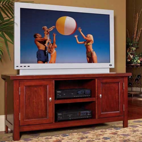 Home Styles Hanover Entertainment Tv Stand