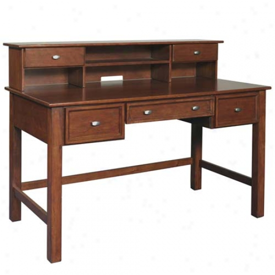 Home Styles Hanover Executve Desk And Hutch