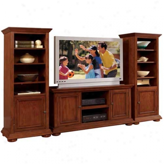 Home Styles Homestead Three Piece Entertainment Unit