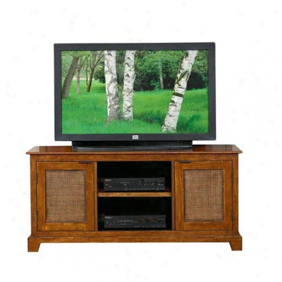 Home Styles Jamaican Bay Entertainment Stand