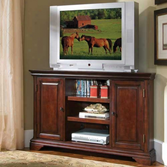 Home Styles Lafayette Corner Entertainment Tv Stand
