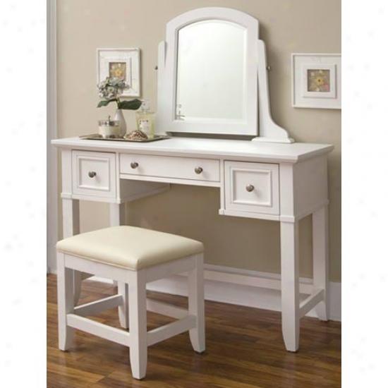 Home Styles Naaples Vanity Table