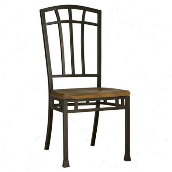 Home Styles Oak Hill Dining Chairs (set Of 2)