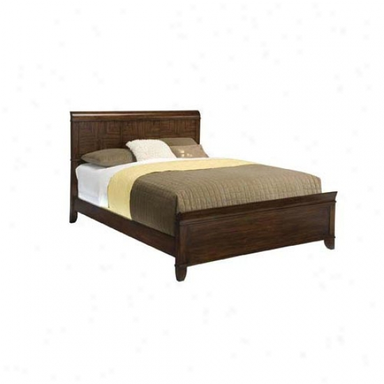 Home Styles Paris Queen Bed