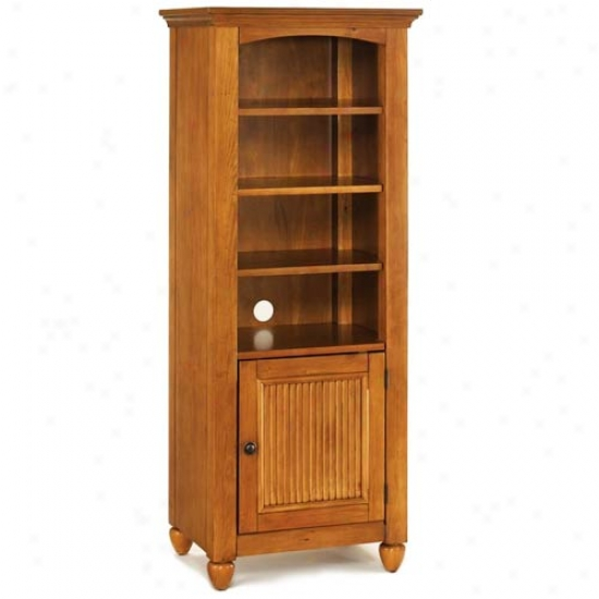 Home Styles Ponderosa Pier Cabinet