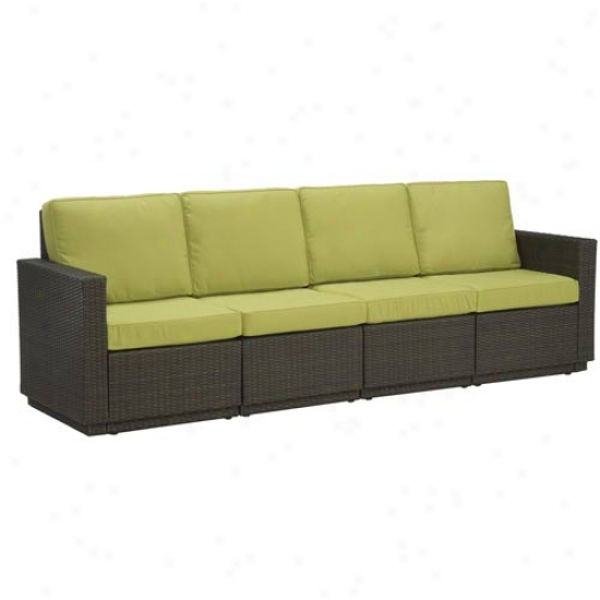 HomeS tyles Riviera Outdoor Four Seater Sofa