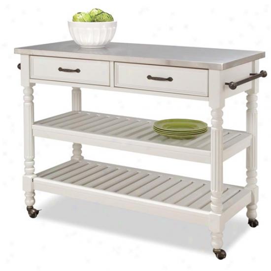 Home Styles Savannah Cart