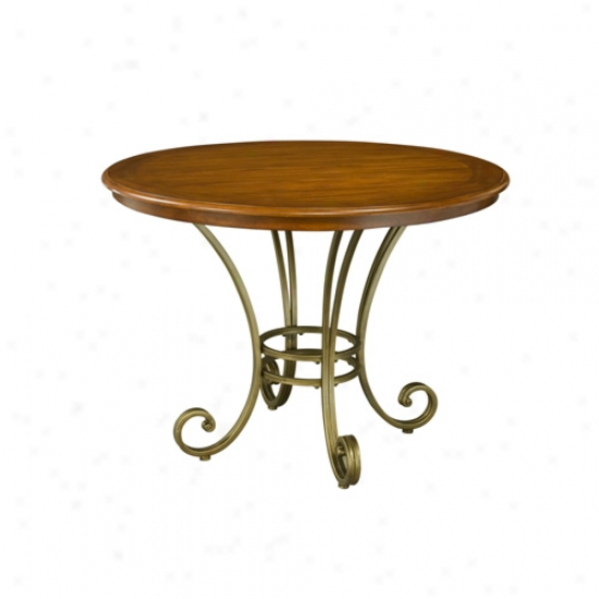 Home Styles St. Ives Round Dining Table