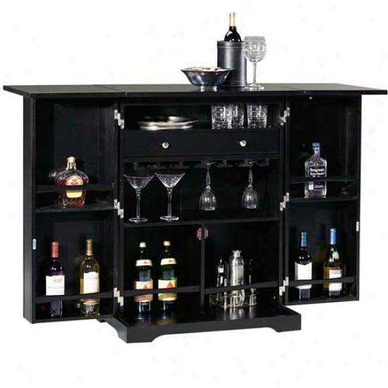 Home Styles Steamer Trunk Bar