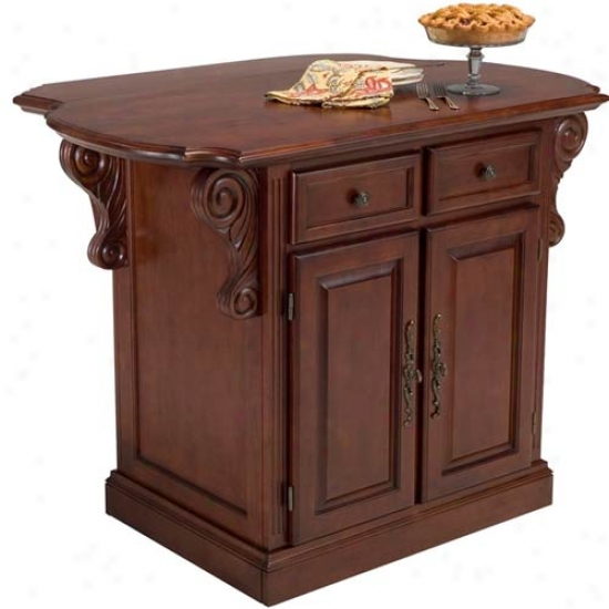 Home Styles Traditions Kitchen Island