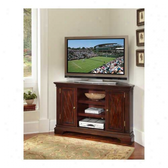 Home Styles Windsor Corner Entertainment Tv Stand