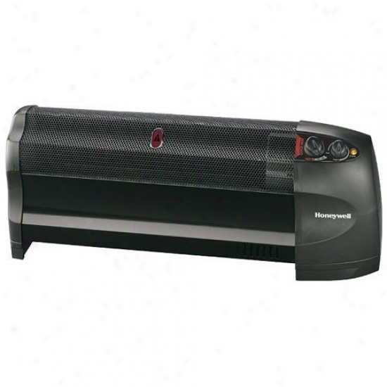 Honeywell 2-in-1 Low Profile Heater