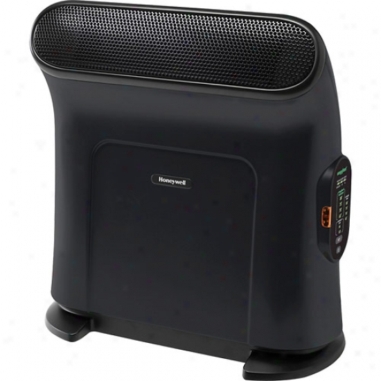 Honeywell Black Thermawave Ceramic Heater