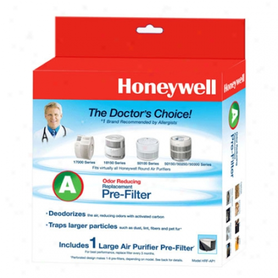 Honeywell Universao Carbon Pre-filter