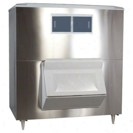 Ice-o-matic 1866 Lbs, 60  Ice Bin - Polyethylene
