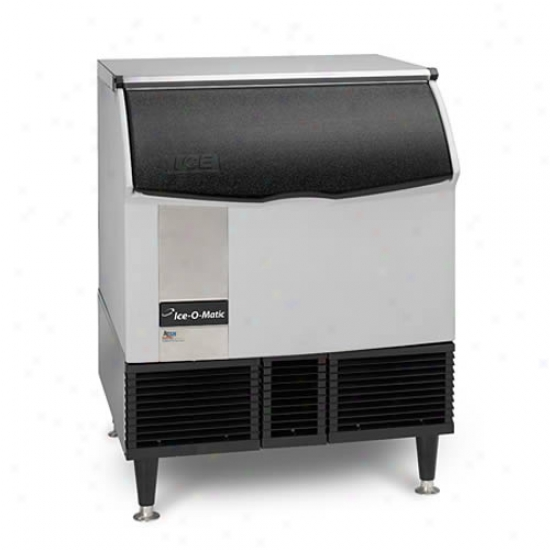 Ice-o-matic 309 Lbs, 30  Self Contained - 115v, Full Cube