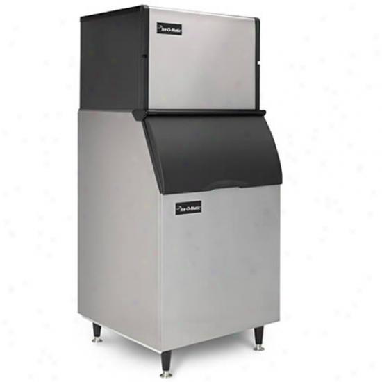Ice-o-matic 625 Lbs, 30  Modular - 115v, Half Cube