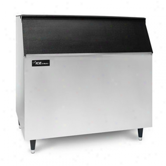 Ice-o-matic 927 Lbs, 48  Ice Bin - Stainless Steel