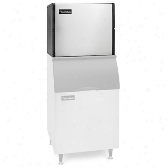 Ice-o-matic 998 Lbs, 30  Modular - 220v, Half Cube