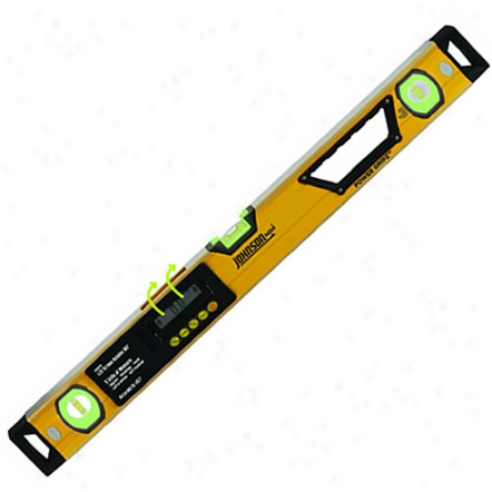 Johnson Level 48  Glo-view Digital Level