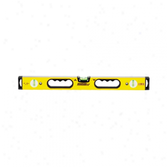 Johnson Level Classic Magnetic Aluminum Strike  Level