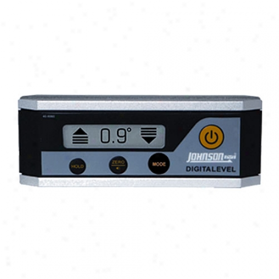 Johnson Level Electronic Level Inclinometer