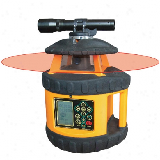 Johnson Level Electronic Self-leveling Horizontal Rotary Laser Level