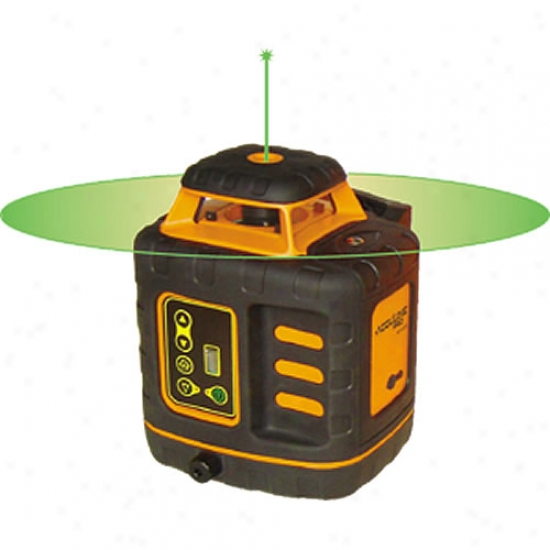 Johnson Level Electronic Self-leveling Indoor Greenbrite Rotary Laser Level