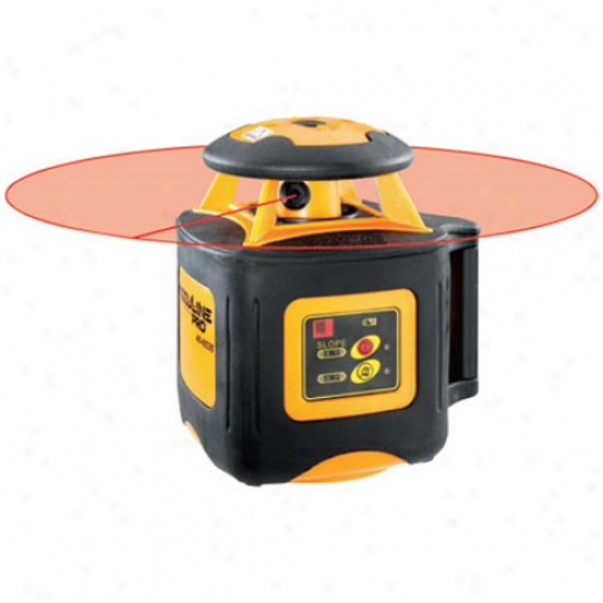 Johnson Level Electronic Self-leveling Standard Rotary Laser Level